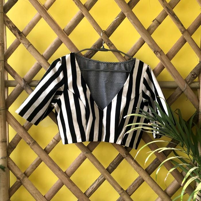 check-stripe-blouse