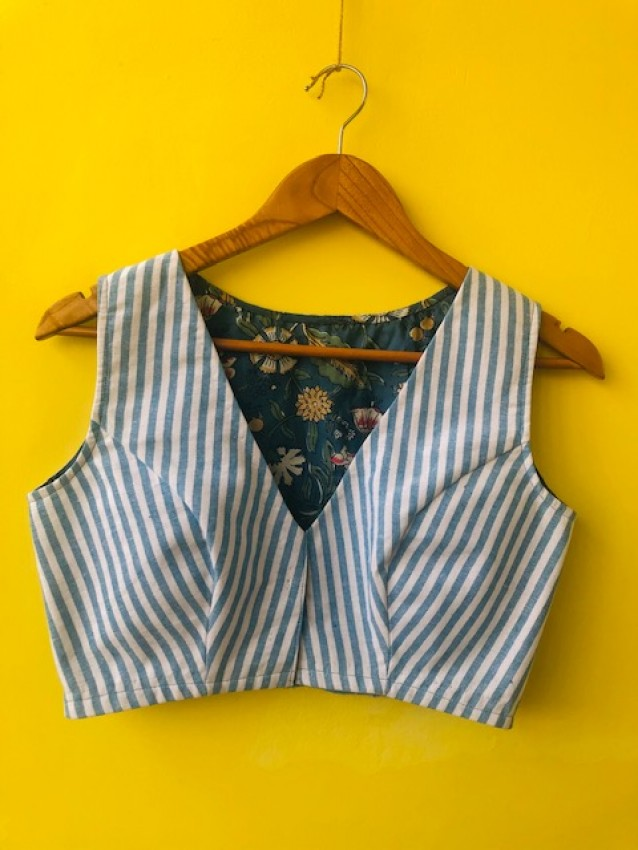 double-layered-blouse